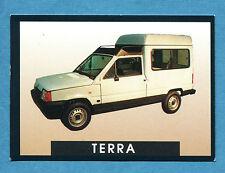 AUTO - Stickline - Figurina-Sticker n. 123 - SEAT TERRA -New