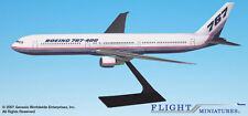 Flight Miniatures Boeing 767-400 House Colors 1981 Demo Livery 1:200 Scale Mint