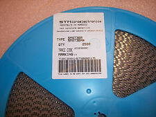 QTY (100) SM6T36A ST MICRO DO-214AA SMB TVS UNIDIRECTIONAL DIODES  36V/600W