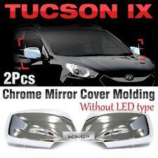 Chrome Mirror Cover Garnish Molding Trim B636 For HYUNDAI 2010-2015 Tucson ix