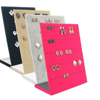 Ear Stud Earring Display Organizer Holder Rack Jewelry Display Stand Shelf