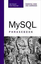 MySql Phrasebook [ Greant, Zak ] Used - VeryGood