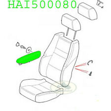 LAND ROVER SEAT ARM REST LH EBONY RANGE 03-09 HAI500080PVJ OEM
