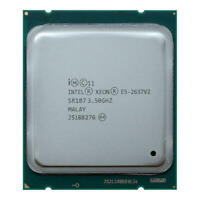 Intel Xeon E5-2637 V2 CPU 3.5GHz Quad-Core 8 thread LGA 2011 Processor SR1B7