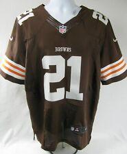 NFL Nike Cleveland Browns Jersey Mens size 40 Justin Gilbert #21 Short Sleeve