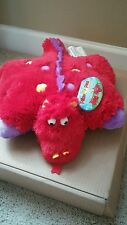 Pillow Pets Pee Wee Fiery Dragon NWT