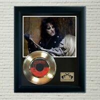 "Alice Cooper ""Welcome To My Nightmare"" Framed 45 Gold Record Display"
