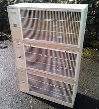"3 X LH Budgie Breeding Cage 30"" MULTIBUY OFFER!!"
