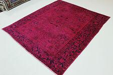 en exclusivité Vintage élégant rose Used Look PERSAN TAPIS d'Orient 2,67 x 2,16