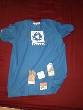 Weiterer Wassersport OVP MYSTIC Crossfire Rash Shirt Blau Gr.S-XXL Neu