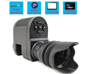 IR Night Vision Rifle Scope Video Record Hunting Optical Sight Camera 850nm