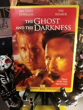 The Ghost And The Darkness (OOP 1998 DVD w/Insert) First Edition - Val Kilmer