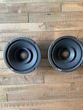 "Vintage Electro-Voice Wolverine LS-8 8"" Full-Range Speakers"
