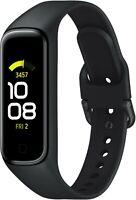 "Samsung Galaxy Fit 2 Smart Watch 1.1"" AMOLED SM-R220NZKAXAR - Black"