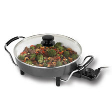 """Oster 12"""" Non-Stick Electric Skillet with Keep Warm Function"""