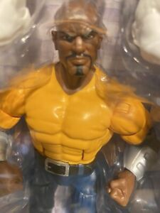 Marvel Legends Amazon Exclusive Luke Cage Power Man ONLY from Defenders 4 Pack