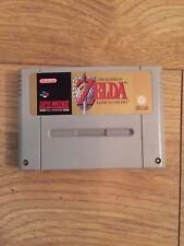 super Nintendo game the legend zelda link to the past