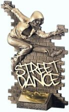 STREET DANCE FEMALE RESIN AWARD
