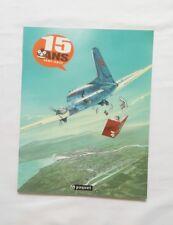Cahier Collection à vignette 15 ans Paquet / sans vignette / 1997 2012