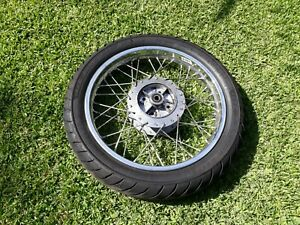 ROYAL ENFIELD 500, REAR WHEEL 'FREE POST' # C252-S