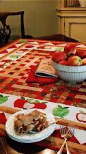 Apple Pie Quilt Pattern Pieced/Applique CT