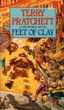 BOOK-Feet Of Clay: (Discworld Novel 19) (Discworld Novels),Terry Prat