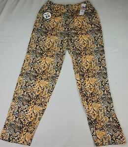 Pittsburgh Steelers NFL Zubaz Men's Digital Comfy Pants