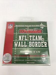 New England Patriots  NFL Team Wallborder 5 inches x 15 feet