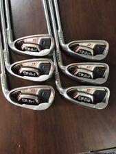 Ping G20 5-PW Iron Set CFS Steel Regular Flex Green Dot RH 5792725