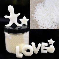 50g Hand Mouldable Thermoplastic Polymorph Friendly Plastic Pellets Craft DIY