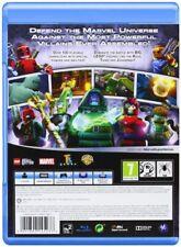 LEGO Marvel Super Heroes (PlayStation 4, 2013)