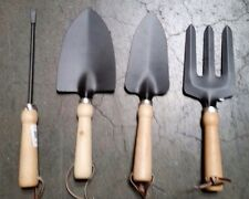 Great 4 Set Garden Hand Tools Trowel Rake Cactus Bonsai Tools
