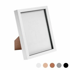 8 x 10 Box Picture Frame Deep 3D Photo  Standing Or Hanging