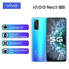 VIVO IQOO NEO 3 5G 12gb 128gb Snapdragon 865 144Hz UNLOCKED