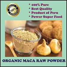 MACA POWDER 1kg RAW ORGANIC POWER SUPERFOOD PREMIUM QUALITY AVAILABLE