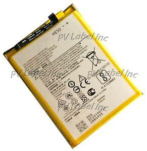 HE50 SNN5989A Li-ion Replacement Battery Motorola Moto E4 E5 Plus XT1924 5000mAh