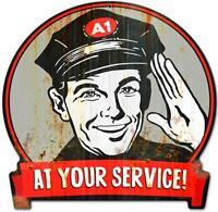 PDQ Petroleum Gasoline Metal Sign Man Cave Garage Club Body Shop Mechanic mty070