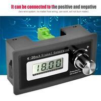 15-30V 4-20mA PLC Signal Generator Current Transducer Test JS-420ISG-V2 Set KD