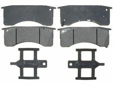 Fits 2003-2009 Chevrolet C4500 Kodiak Brake Pad Set Raybestos 72989VC 2004 2005