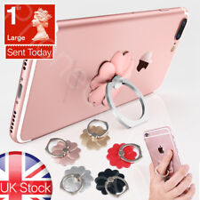 Finger Grip Ring Phone Stand Holder Mount For mobile phone iPhone Tablets Rotate