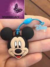 BN DISNEY MICKEY MOUSE MOBILE PHONE PLUG (DUST COVER) GREAT VALUE AUS SELLER 156