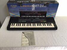 CASIO Casiotone MT-240 49 Key Electronic Keyboard Synth Midi 210 Sound Tone Bank