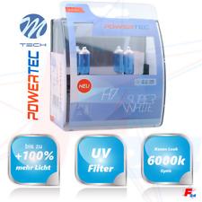 2x PowerTec H7 SUPER WHITE +100% 6000k ABBLENDLICHT BMW e39 e60 e61 F10 e38 X3