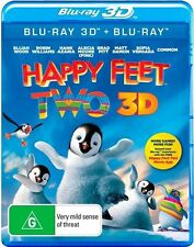 Happy Feet Two (Blu-ray, 2012, 2-Disc Set)