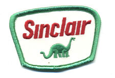 sinclair patch badge dino motor oil gasoline hot rod service station hot rod