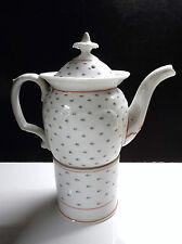 Superbe ancienne Théière en porcelaine Origine inconnue Parfait état