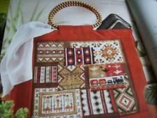 Cross Stitch & Needlework Magazine November 2008 Navajo Sampler, Chinese Pillow,