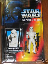 Stormtrooper - Power of the Force 1995  **STAR WARS** UNOPENED  521789.00