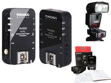 Yongnuo YN622C Slave Studio Flash Trigge For Canon 60D 70D 5D III 580EX 430EX