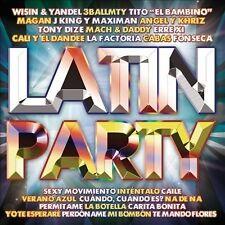 Wisin y Yandel,3BALLMTY,Tito el bambino,Tony Dize,La factoria,Cali y el dandee